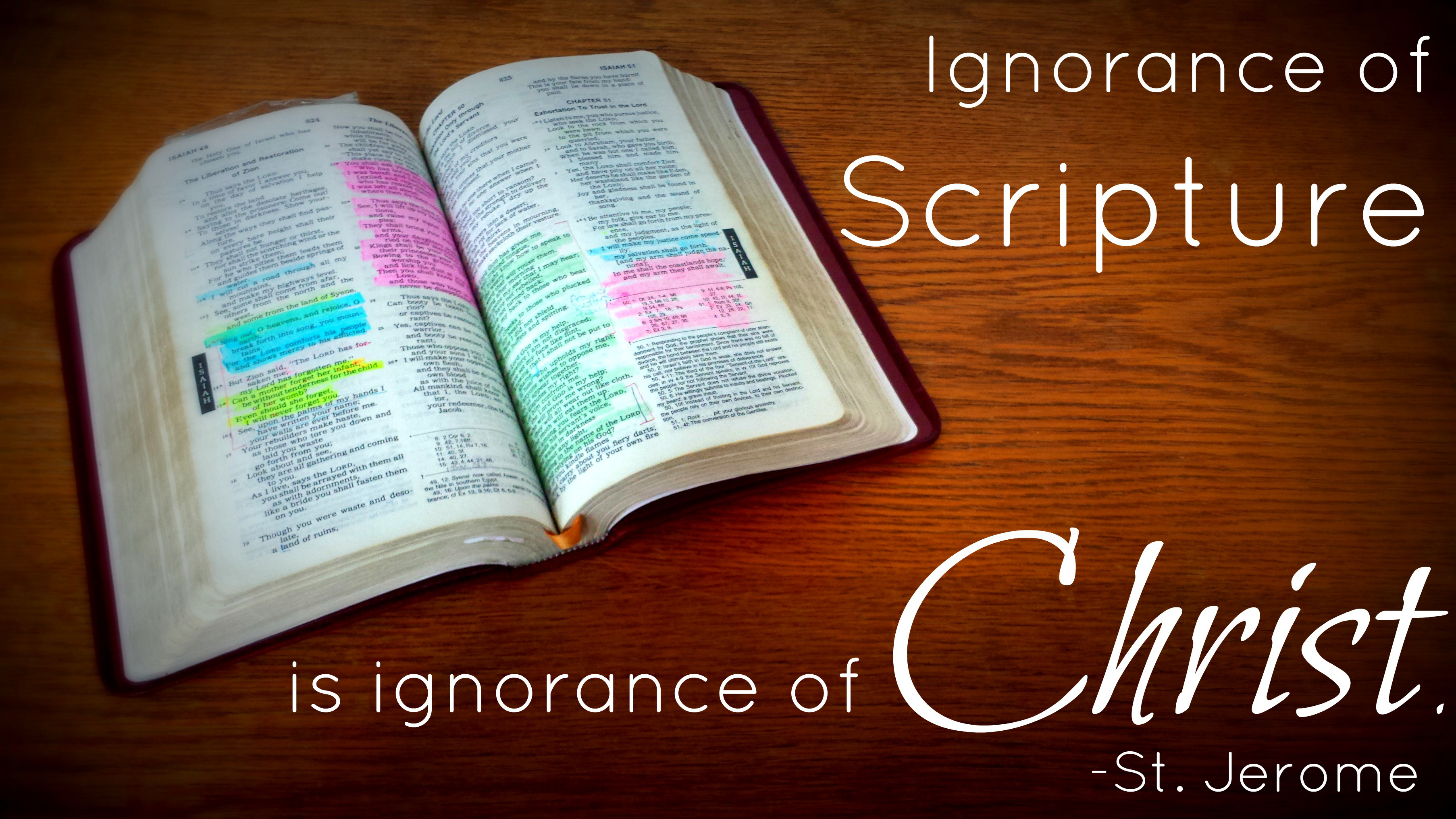ignorance-of-scripture-jerome
